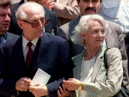 Margot-Erich Honecker