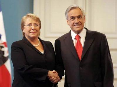 Bachelet -Pinera