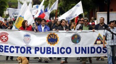 Trabajadores publicos