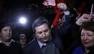 Alcalde de San Ramon renuncia al PS tras vinculos con narcotrafico.