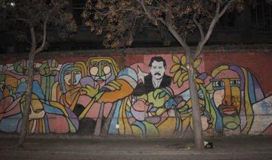 mural jecar