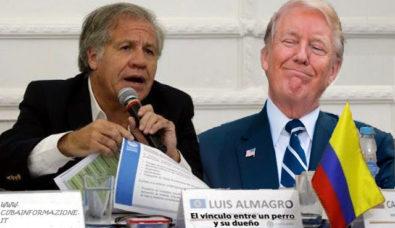 Almagro Trump