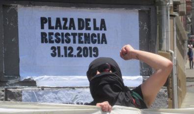 plaza de la resistencia