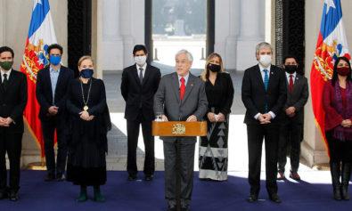 Piñera la-moneda