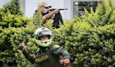 Represion plicial-civil