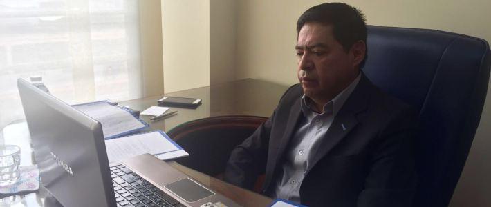 Entrevista en Radio Centro Mundo