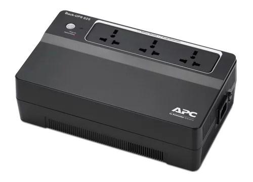 APC Back-UPS 625VA 230V BX625CI-MS
