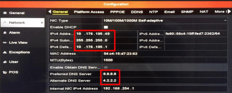 error hik connect connection failed
