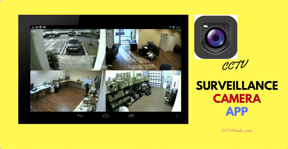 surveillance camera app