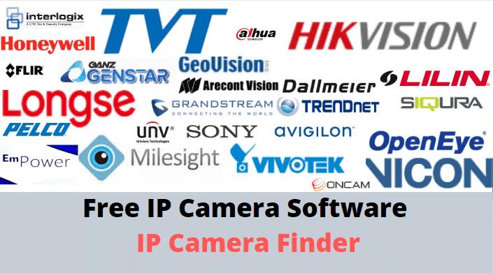 Free IP Camera Software