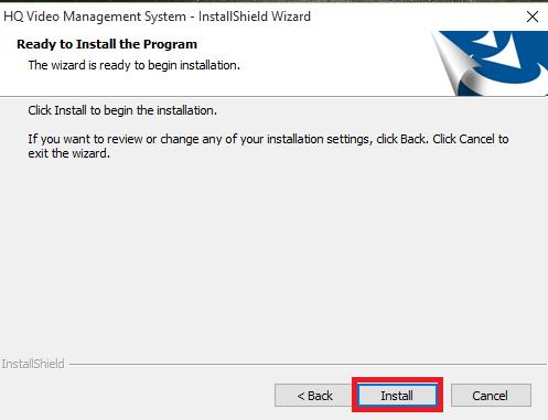 Install on Windows