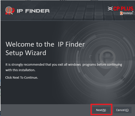 CP Plus IP Finder Download