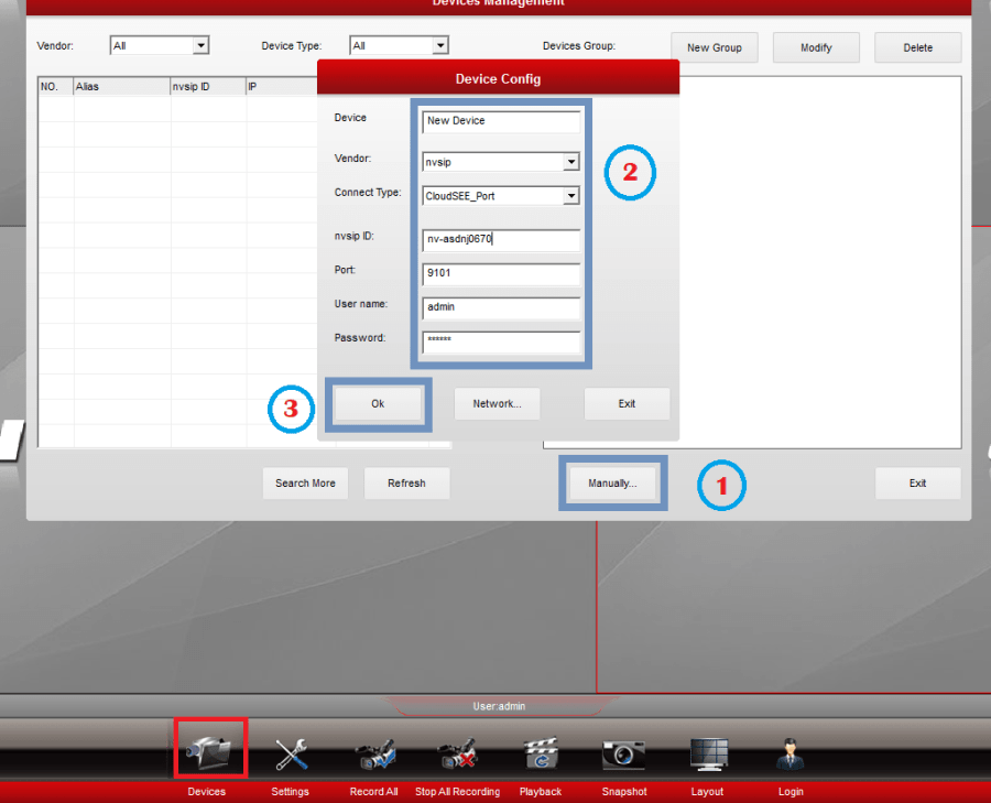iMega Cam for Windows