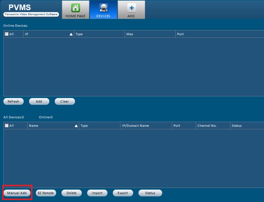 Panasonic DVR Software for Mac
