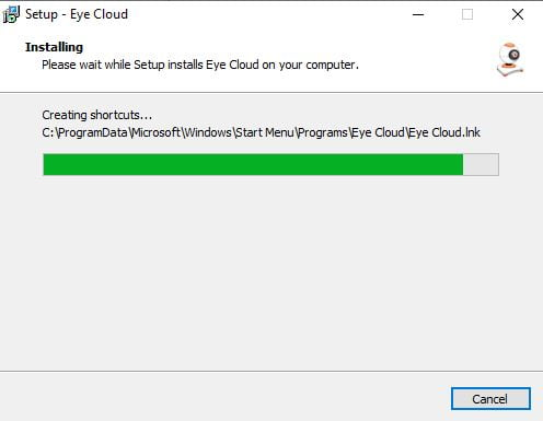 EyeCloud for PC