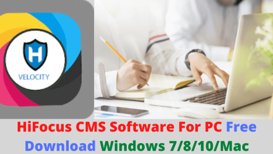 HiFocus CMS Software For PC