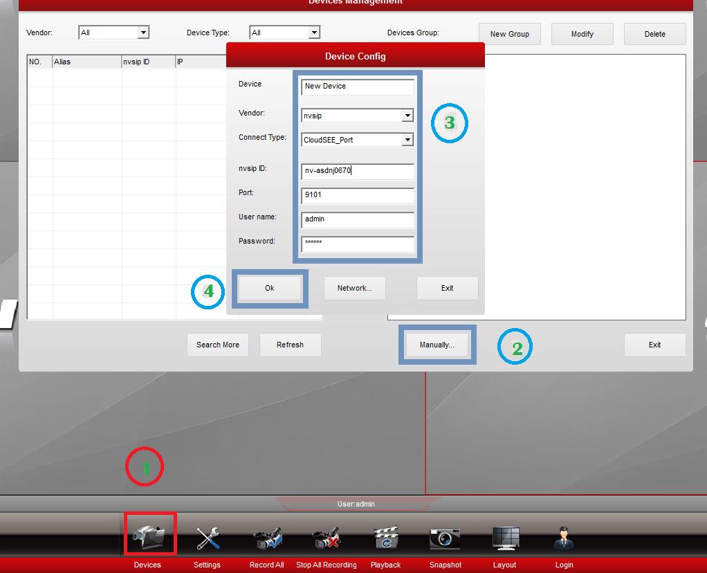 MEye For Windows