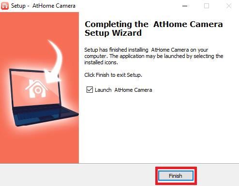 AtHome Camera for Windows