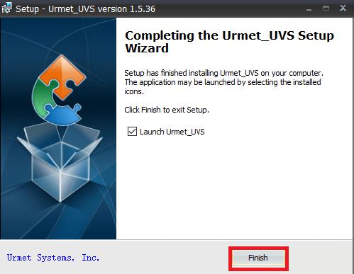 iUVS Plus for Windows