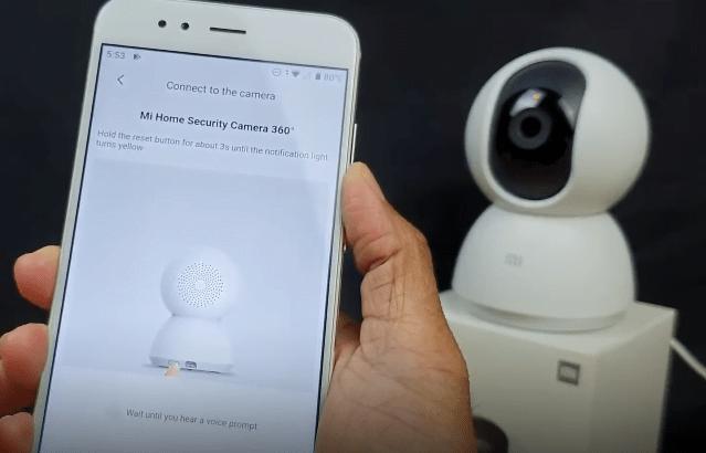 MI Home Security Camera App for Windows