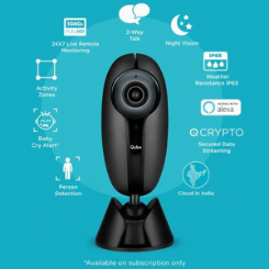 Qubo Smart Wi-Fi Security Camera