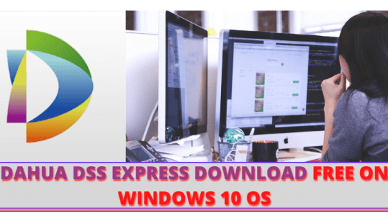 DAHUA DSS EXPRESS DOWNLOAD