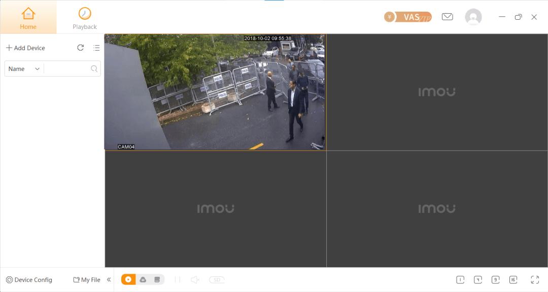 Imou Life App for Windows