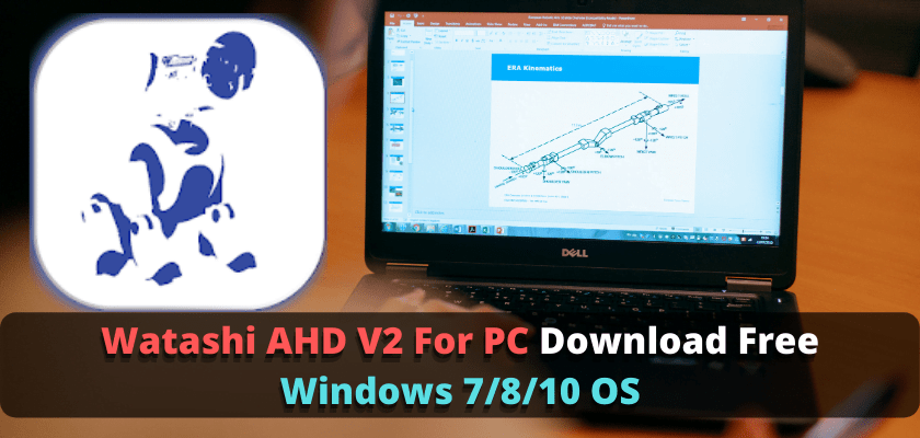 Watashi AHD V2 For PC