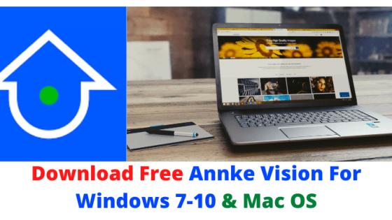 Annke Vision For Windows
