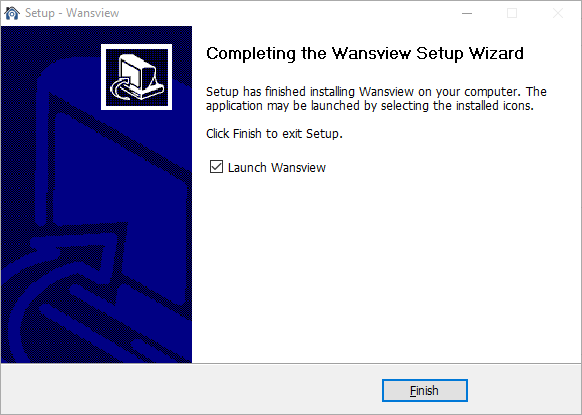 Complete the installing process