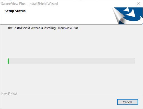 Progress of SwannView Plus CMS