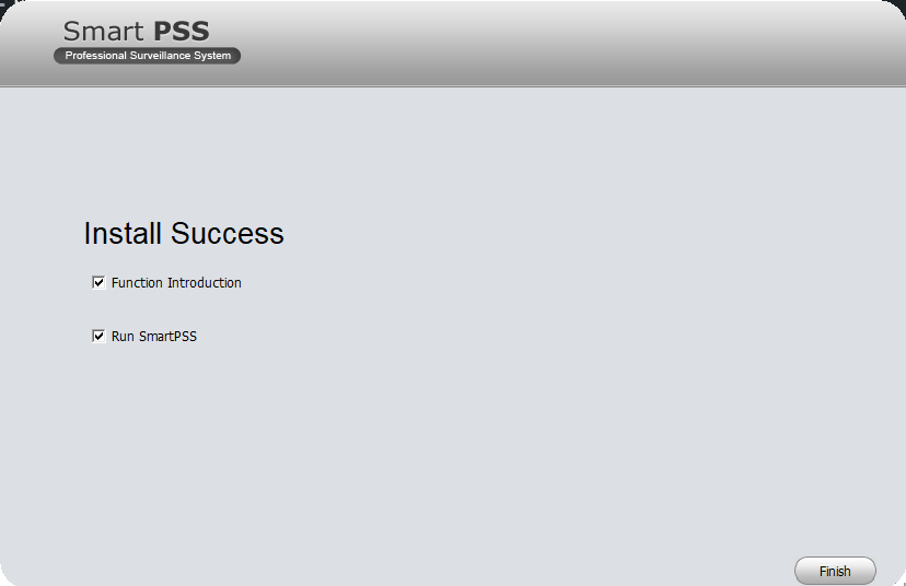 Successfully installed the CMS