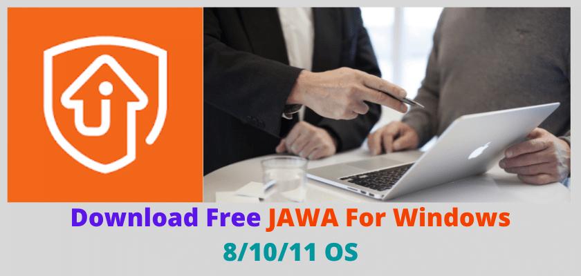 JAWA For Windows