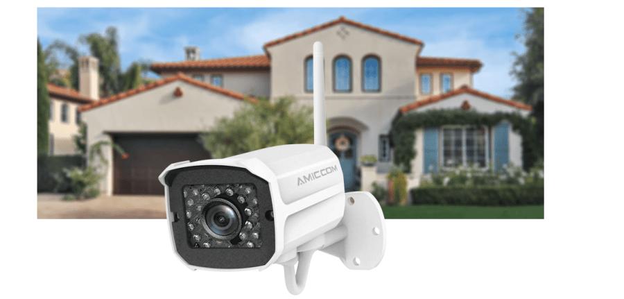 AMICCOM Z-5 New Standalone Outdoor Camera 15