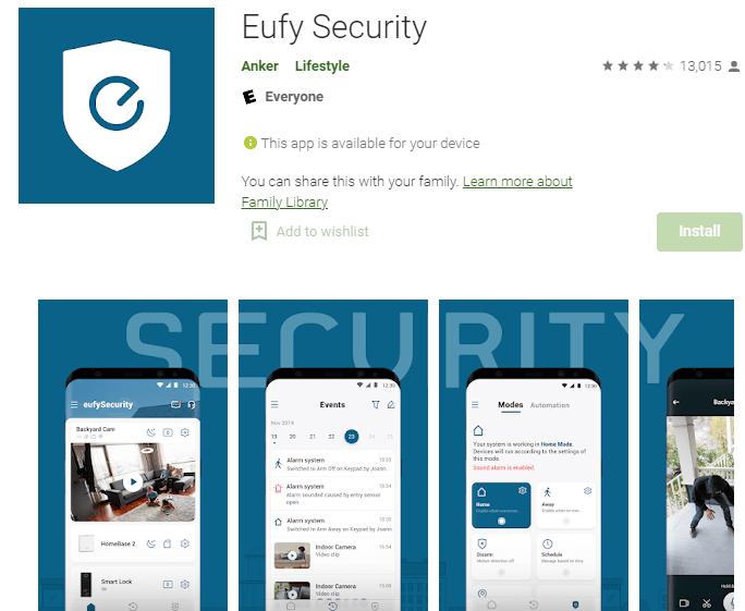 Eufy Security SoloCam L20 16