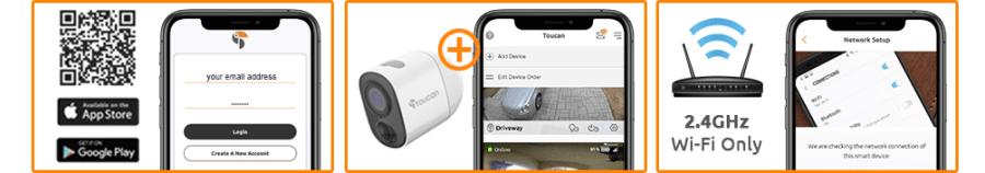 Toucan Wireless Camera 17