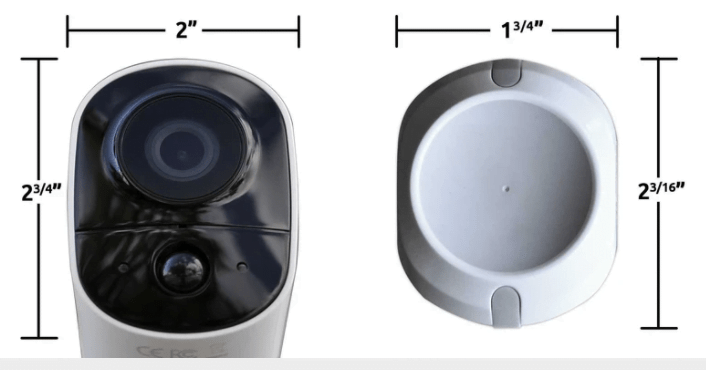Toucan Wireless Camera 21