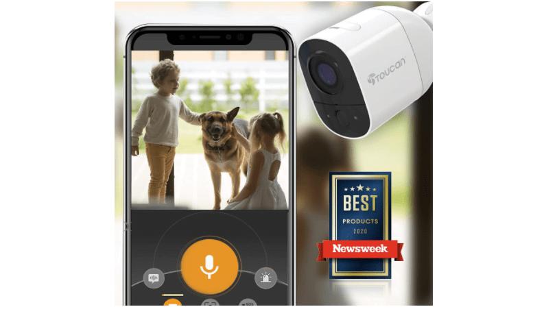 Toucan Wireless Camera 9