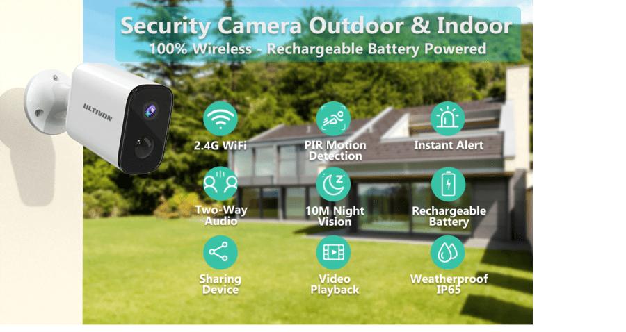 Ultivon E100 Camera 11