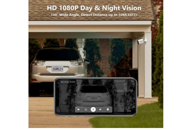 Ultivon E100 Camera 4