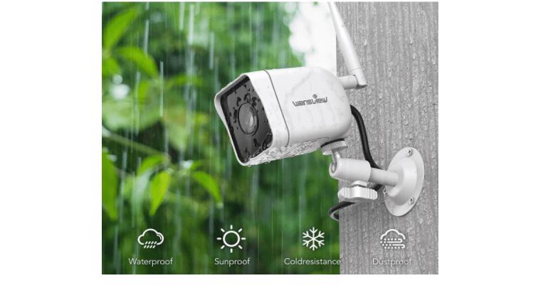 Wansview W6 Outdoor Camera 1