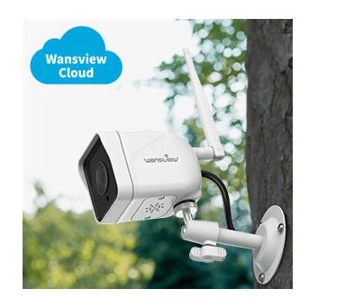 Wansview W6 Outdoor Camera 14