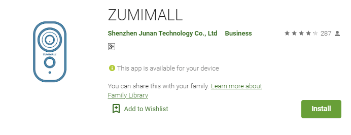 ZUMIMALL F5K Outdoor Security Camera 12