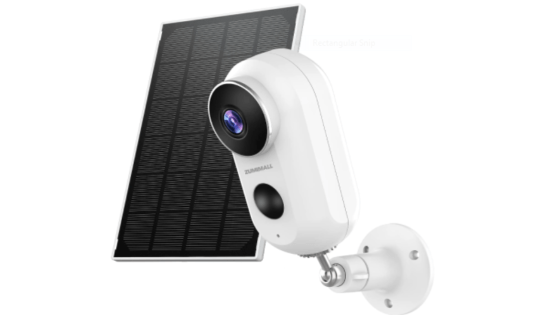 ZUMIMALL F5K Outdoor Security Camera