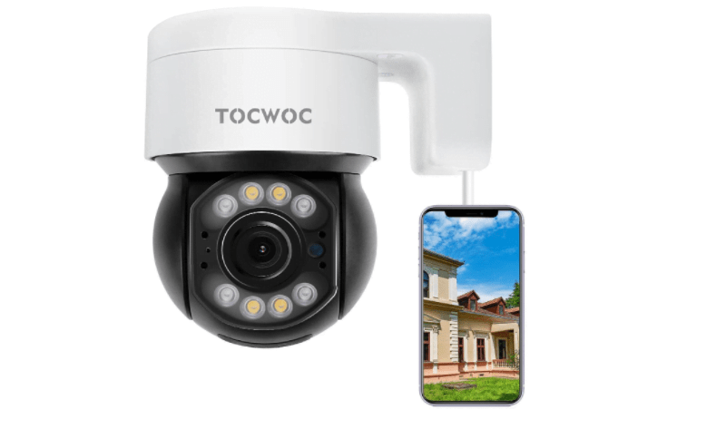 Best Outdoor CCTV Cameras For Home 14