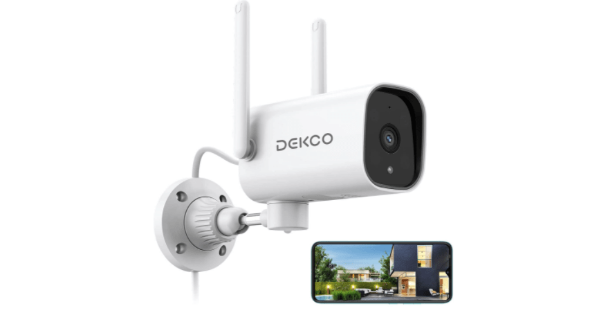 Best Outdoor CCTV Cameras For Home 9