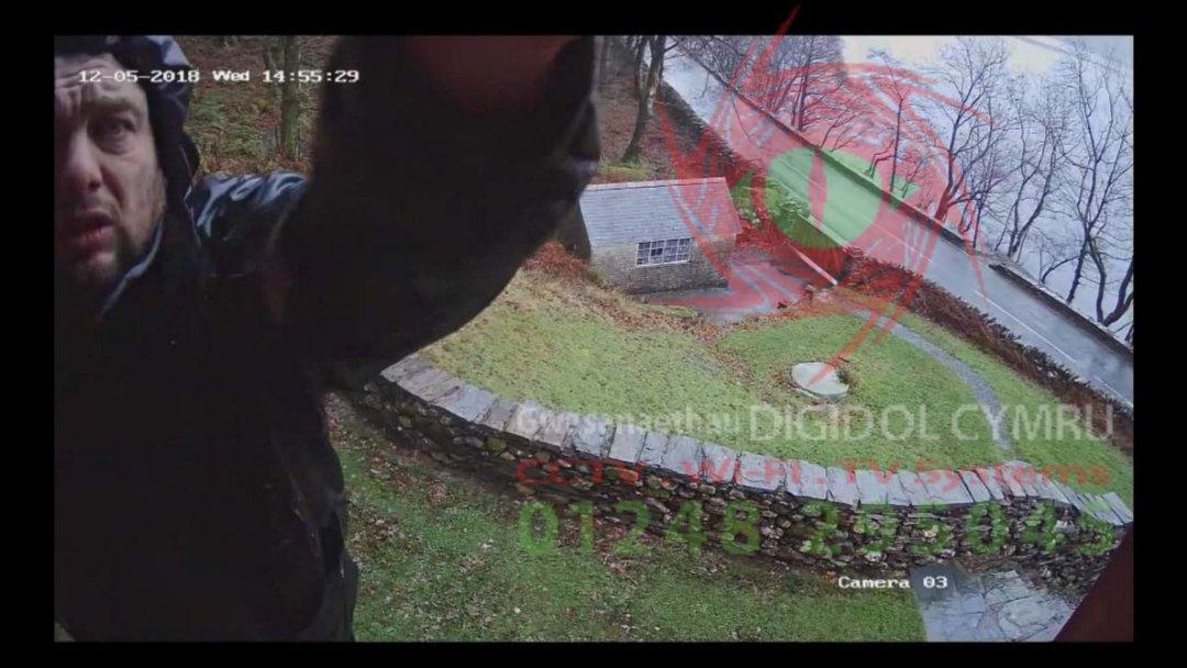 CCTV installation gwynedd