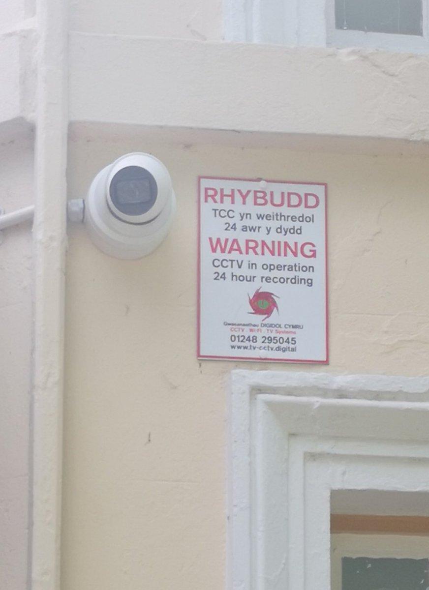 CCTV INSTALLATION Anglesey