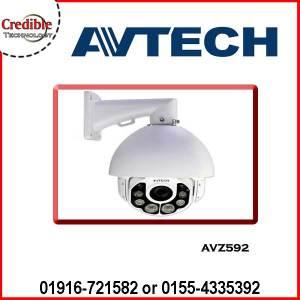 AVZ592 Avtech 2MP 20X Speed Dome Camera