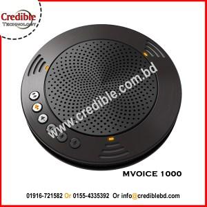 MVOICE-1000 USB Conference Speakerphone